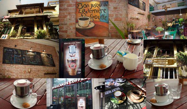 Coffee in Hanoi